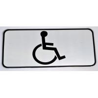 Дорожный знак  8.17 «Инвалиды»
