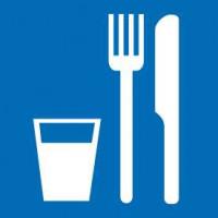 D01 Пункт приема пищи
