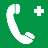 EC06 Телефон связи с медицинским пунктом(скорой помощью)