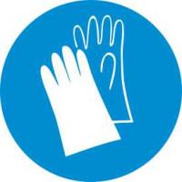 М06 Работать в защитных перчатках