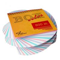 Блок бумаги для заметок куб-спираль