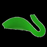 Бумага для квиллинга однотонная цв. ярко-зеленый